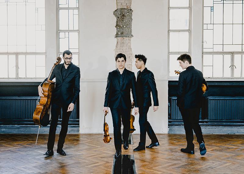 Quatuor Arod - Biographie