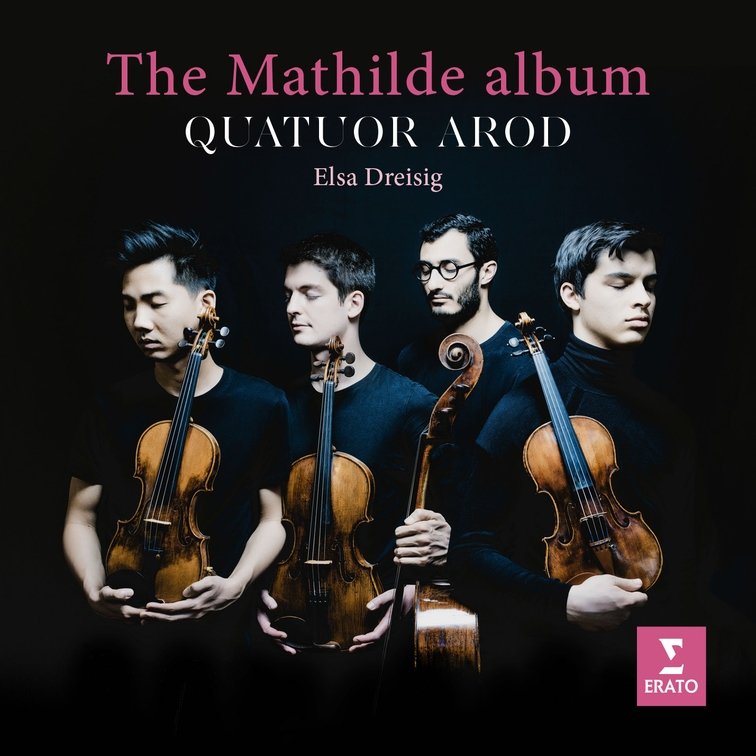 The Mathilde album - Quatuor Arod